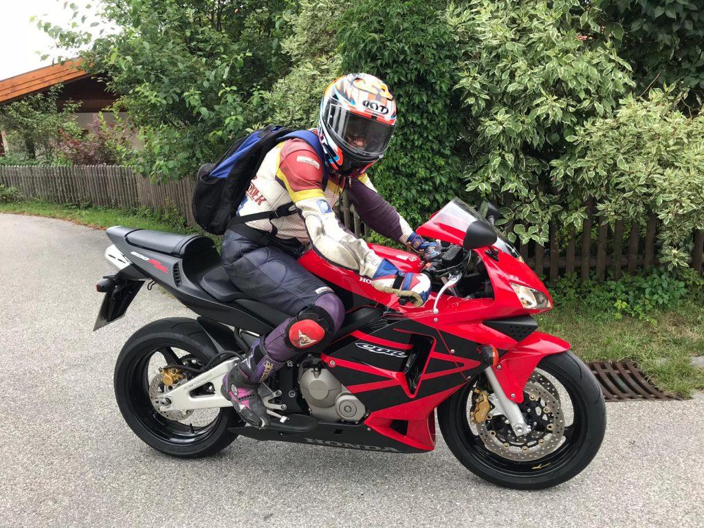 Lutzenberger Honda CBR600RR